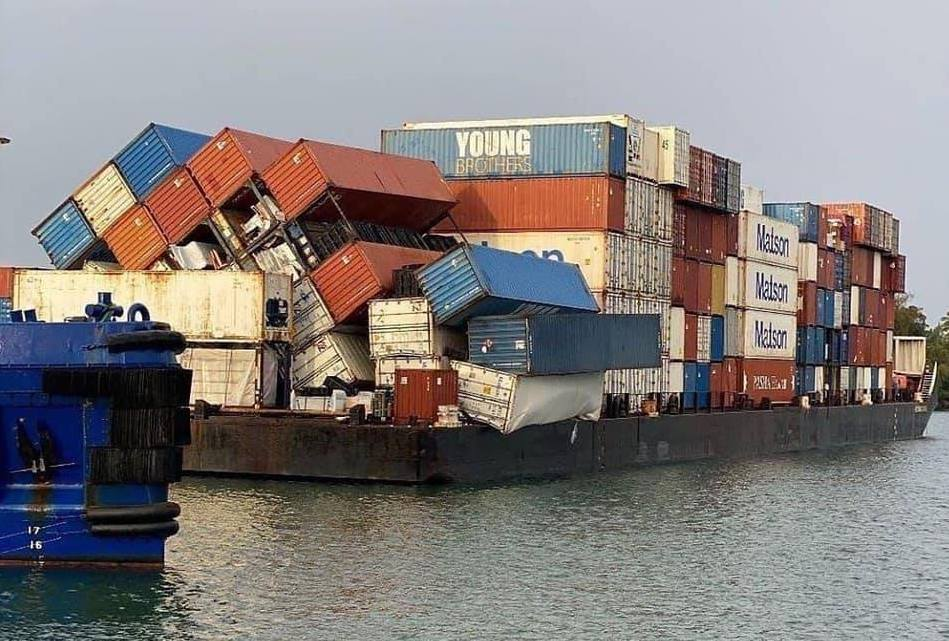 Lost Containers