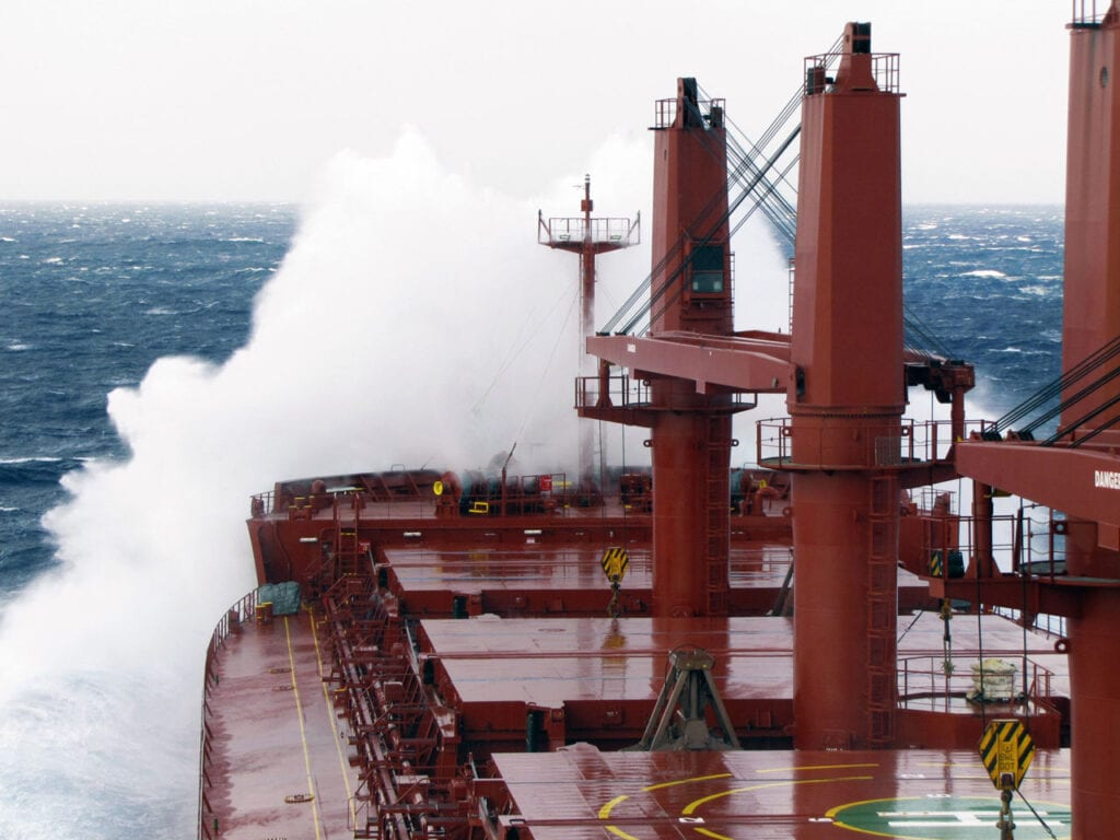 MV Bulk Jupiter – cargo of 46,400 tons Bauxite in bulk loaded at Kuantan, capsized and sank on 2 Jan 2015 with loss of 18 crew and one survivor.